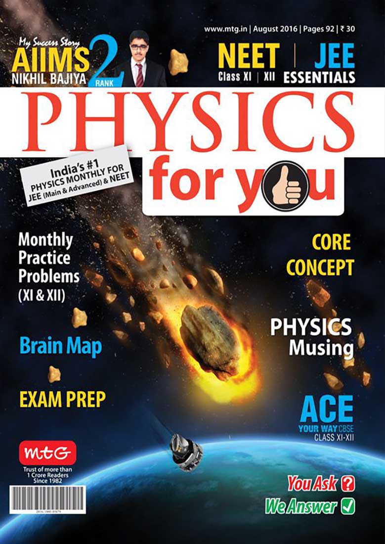مجله ی انگلیسی Physics for you